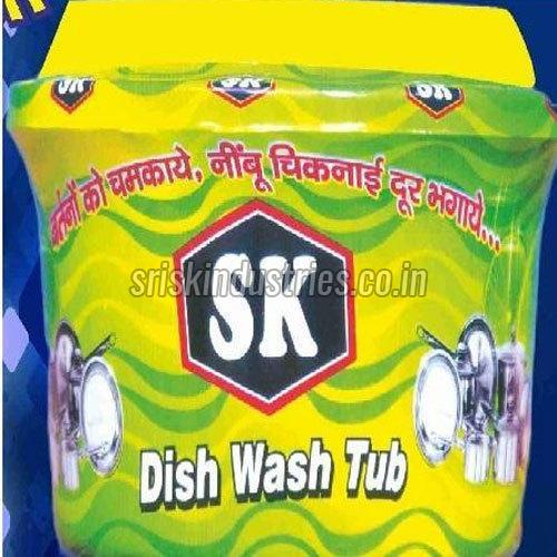 Square Dish Wash Tub
