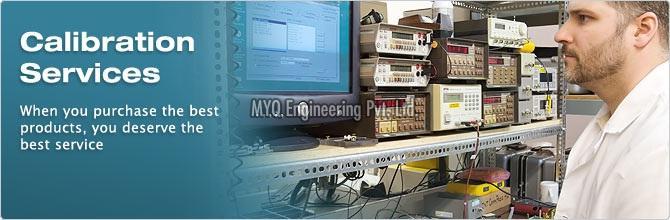 Machine Calibration Service