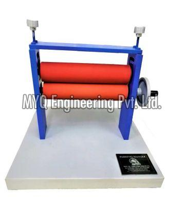 Manual Padding Mangle