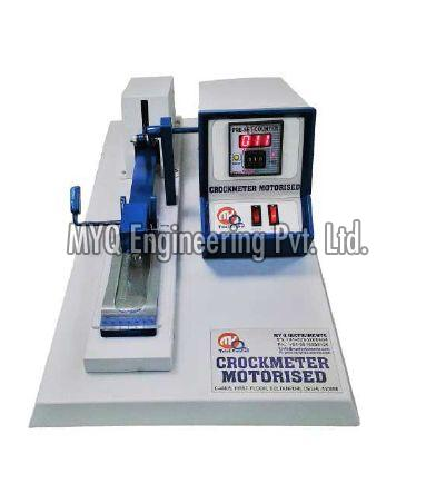 Motorised Crockmeter