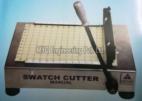 Table Top  Swatch Cutter