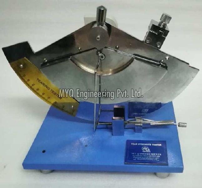 Elmendorf Tear Strength Tester