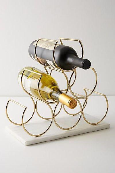 Marble Wine Rack