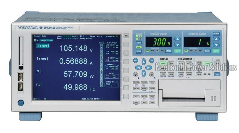 Precision Power Analyzer