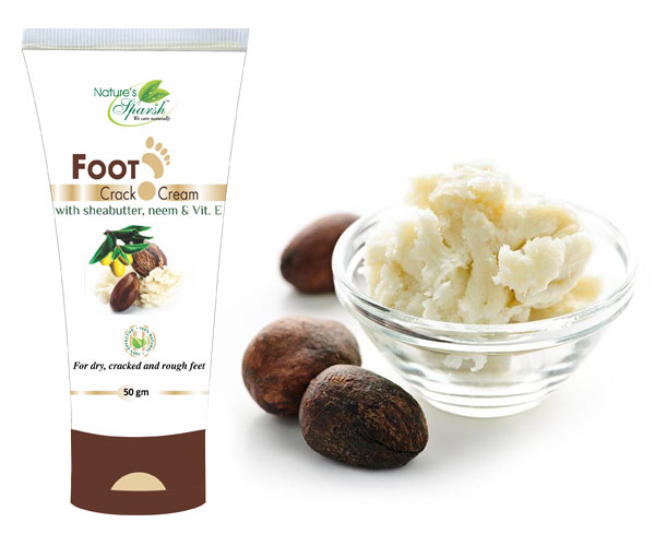 Nature\'s Sparsh Foot Crack Cream