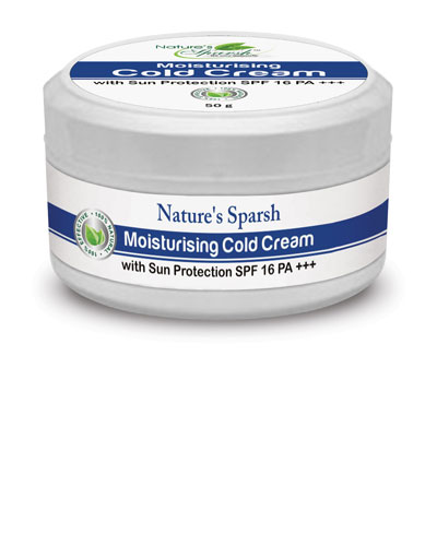 Nature\'s Sparsh Moisturizing Cold Cream