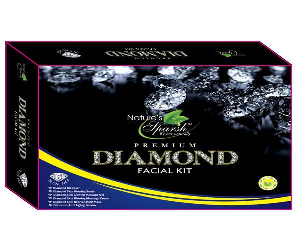 Nature\'s Sparsh Premium Diamond Facial Kit