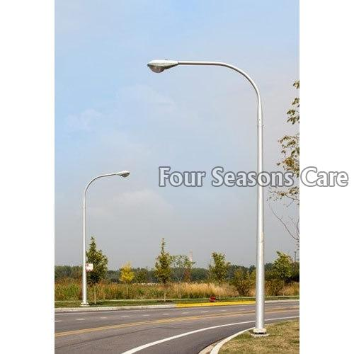 Street Light Tubular Poles