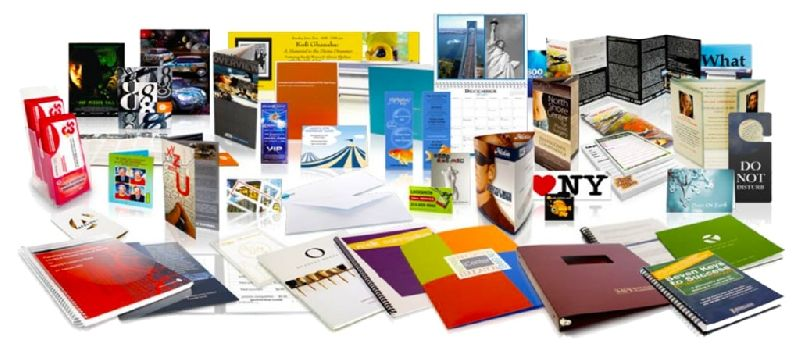 Corporate Stationery Printing Service