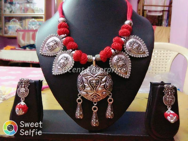 Designer Handmade Necklace set