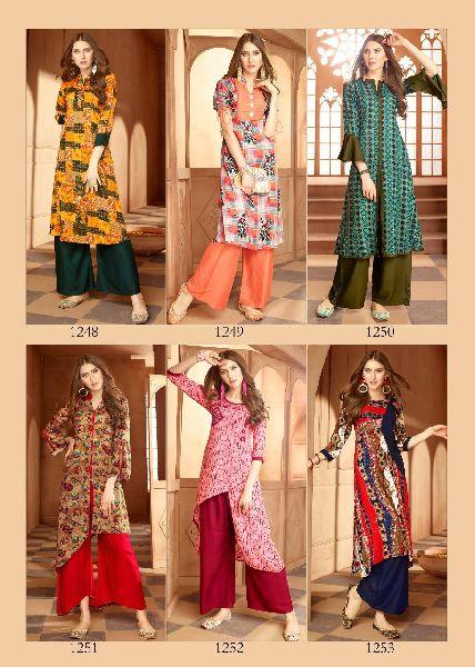 Cotton Silk Suits