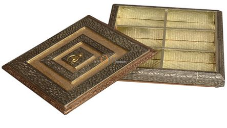 Decorative Dry Fruit Box