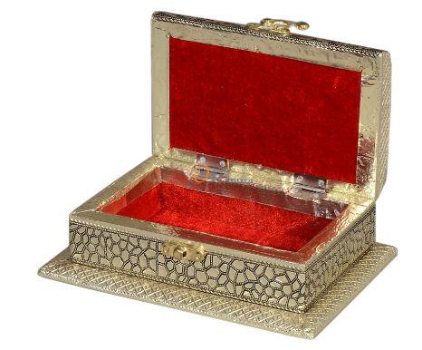 Velvet Dry Fruit Box