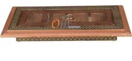 Copper Chocolate Box