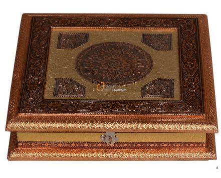 Copper Sweet Box