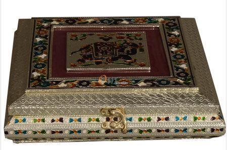 Fancy Meenakari Sweet Box