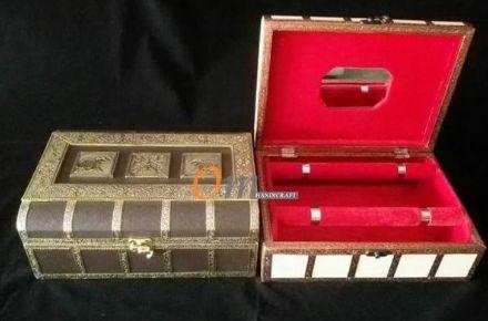 Traditional Bangle Box