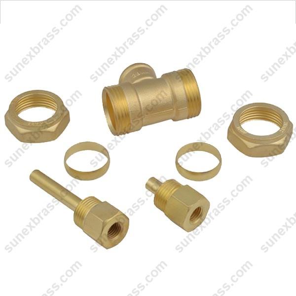 Brass Sensor Parts