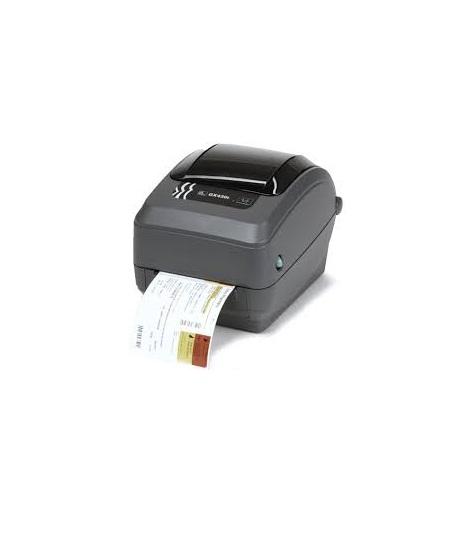 Zebra GX 430 Low Duty Entry Label Printer