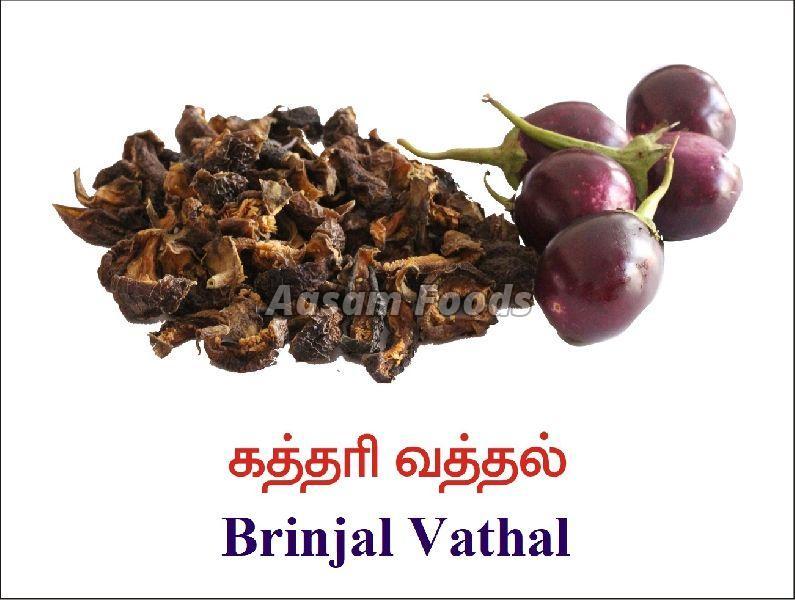 Brinjal Vathal