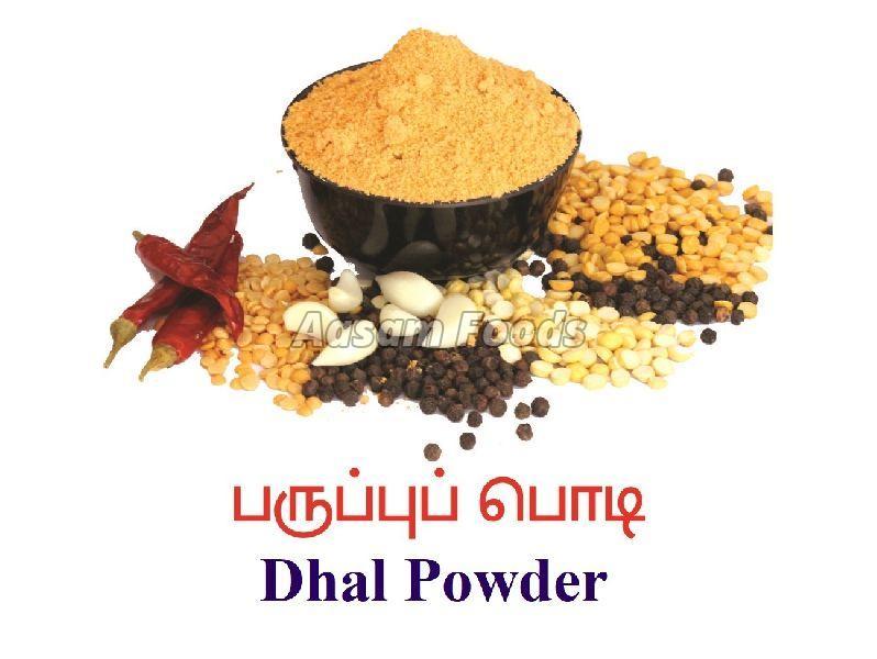 Dhal Powder
