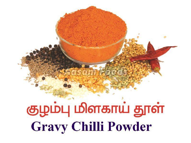 Gravy Chilli Powder