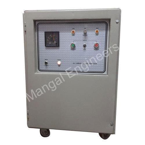 Automatic Servo Voltage Stabilizer