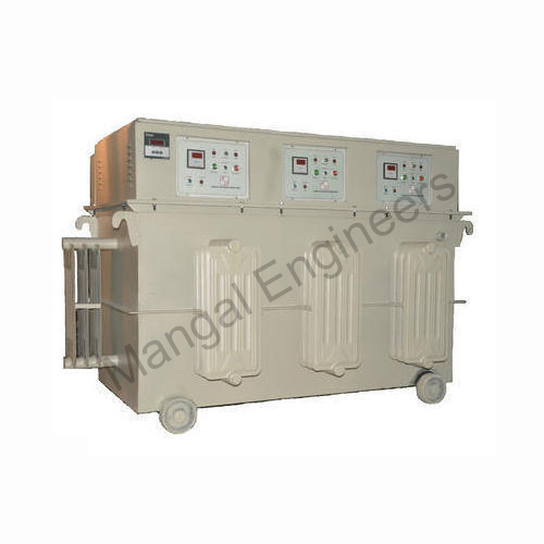 Commercial Three Phase Servo Stabilizer