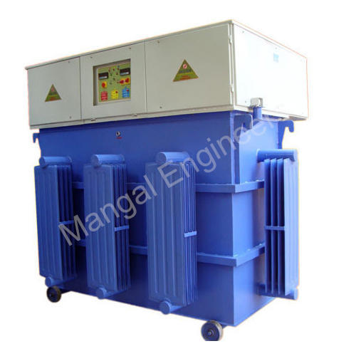 Industrial Air Cooled Voltage Stabilizer