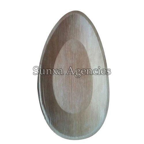 Areca Leaf Oval Plate Manufacturer,Wholesale Areca Leaf Oval