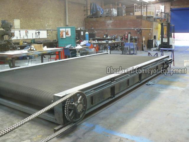 Chain Driven Belt Conveyor
