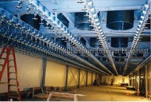 I-Beam Overhead Conveyor System