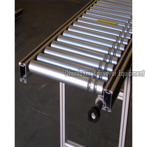 Lineshaft Roller Conveyor System