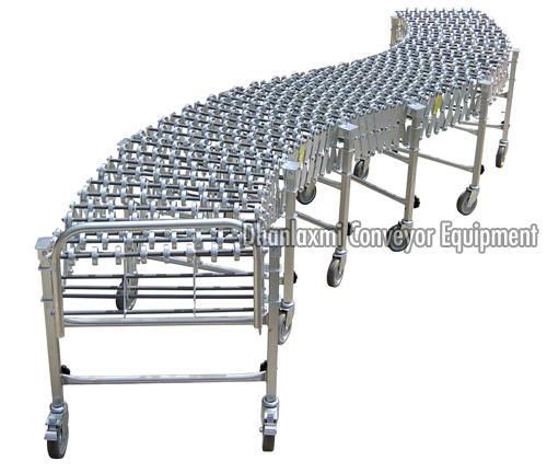 Skate Wheel Conveyor System