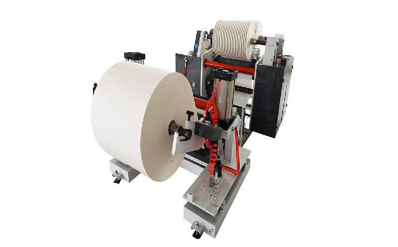 Paper Straw Slitting Machine