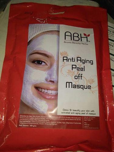 Anti Aging Peel Off Masque