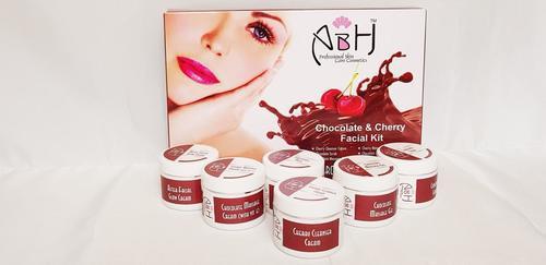 Chocolate & Cherry Facial Kit