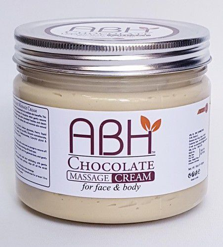 Chocolate Massage cream