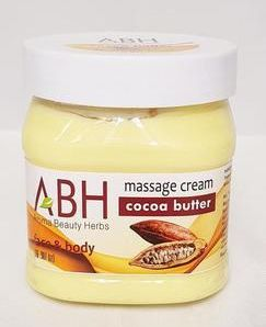 Cocoa Butter Massage Cream