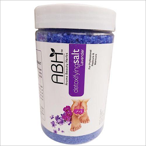 Lavender Detoxifying Salt