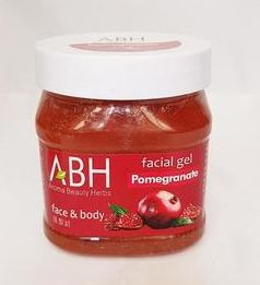 Pomegranate Facial Gel