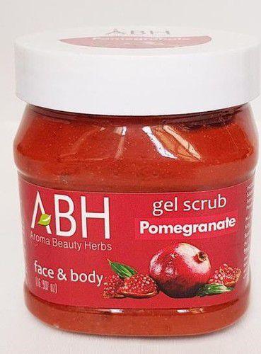 Pomegranate Gel Scrub