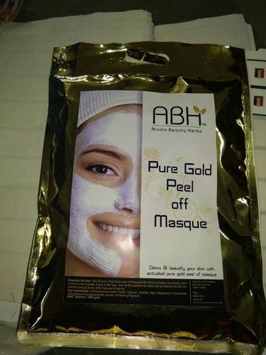 Pure Gold Peel Off Masque
