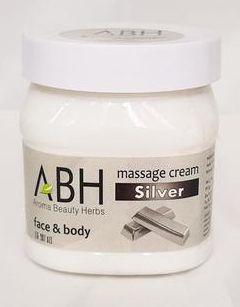 Silver Massage Cream