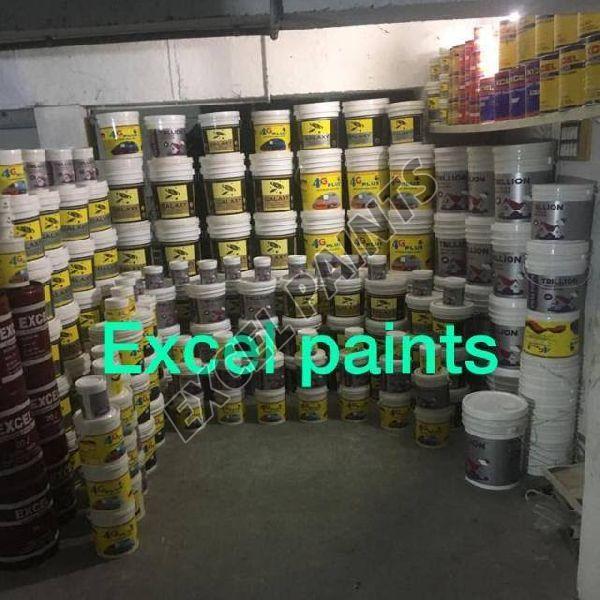 Weatherproof Emulsion Paint