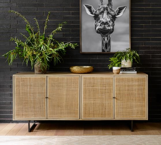 Wooden Sideboard