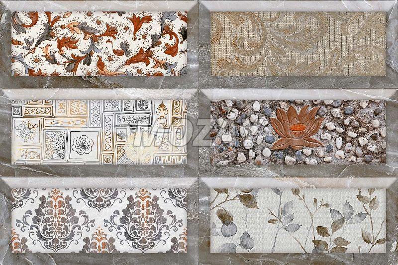 1009-HL Digital Wall Tile