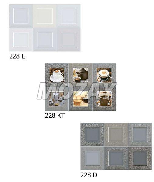 MOZAY G-3 Series Digital Wall Tiles