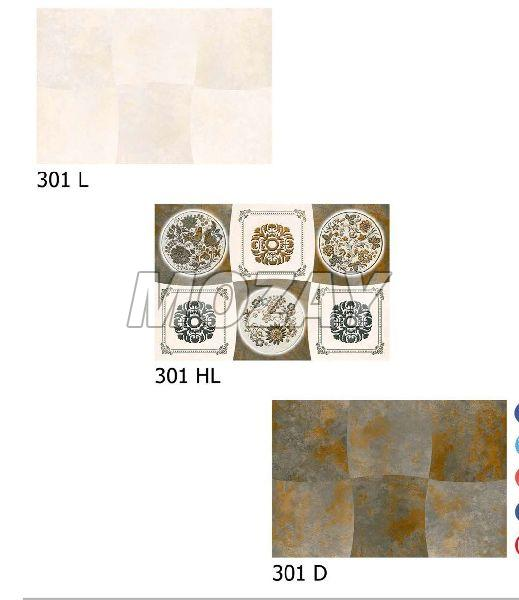 MOZAY Matt Series Digital Wall Tiles