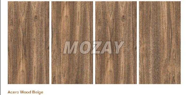 Acero Wood Beige Matt Finish Glazed Vitrified TIle
